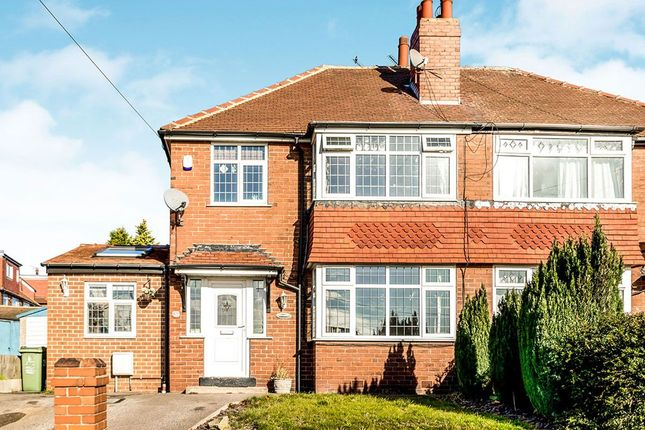 Thumbnail Semi-detached house to rent in Manston Drive, Leeds