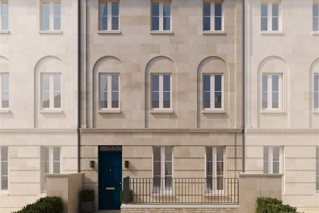 Thumbnail Terraced house for sale in Plot 34, Holburne Park, Warminster Road, Bath