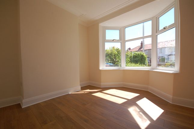 Thumbnail Terraced house to rent in Cavendish Road, Bispham, Blackpool