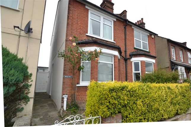 Thumbnail Semi-detached house to rent in Alexandra Road, Kings Langley