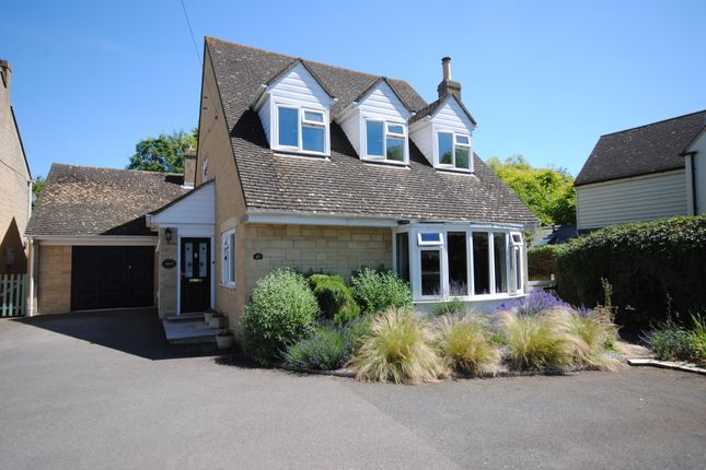 Thumbnail Detached house to rent in The Furlong, Downs Road, Standlake, Witney