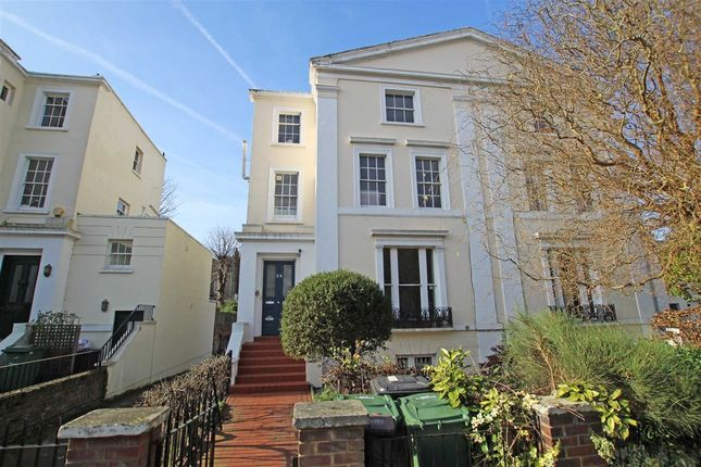 Thumbnail Flat for sale in Stockwell Park Crescent, London
