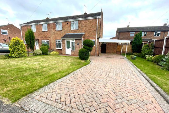 3 bed semi-detached house to rent in Swarkestone Drive, Littleover, Derby DE23