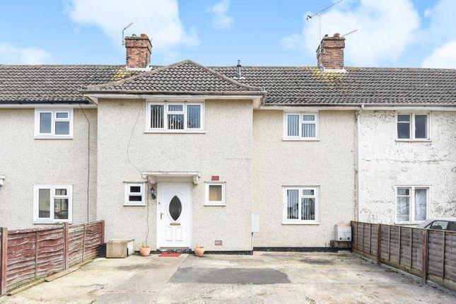 3 bed terraced house to rent in Hampden Road, Aylesbury HP21