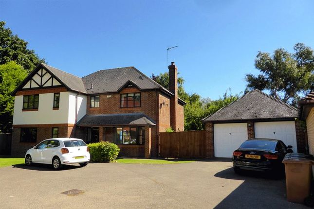 Thumbnail Detached house for sale in Brampton Close, Wisbech, Cambridgeshire