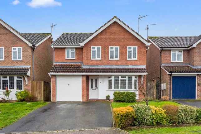 Thumbnail Detached house for sale in Staples Hill, Partridge Green, Horsham, West Sussex