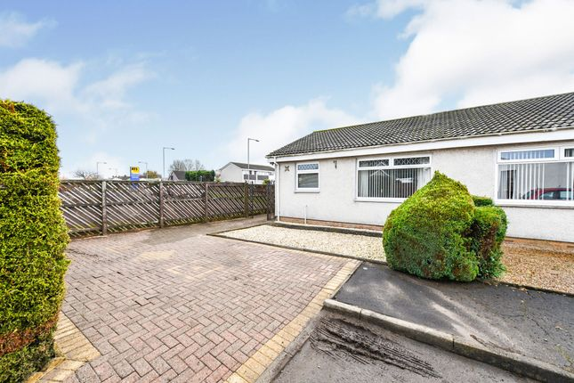 Thumbnail Semi-detached bungalow for sale in Furnace Court, Hurlford, Kilmarnock