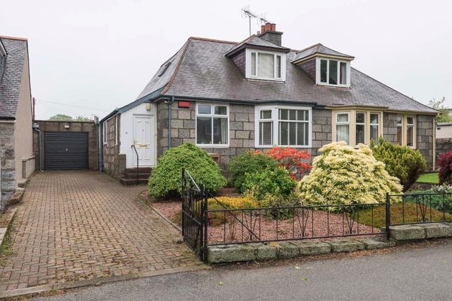 Thumbnail Semi-detached house to rent in Seafield Road, Seafield, Aberdeen