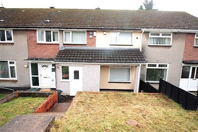 Thumbnail Terraced house for sale in Welland Circle, Bettws, Newport