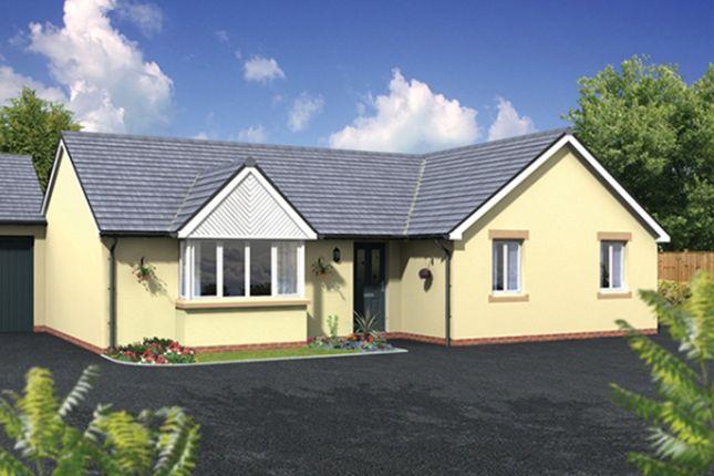 Thumbnail Detached bungalow for sale in Buckleigh Road, Westward Ho, Bideford