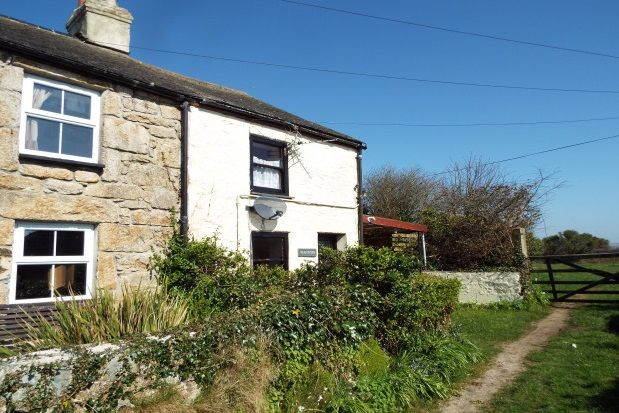 Thumbnail End terrace house to rent in Folnamodry, Fore Street, Madron, Penzance
