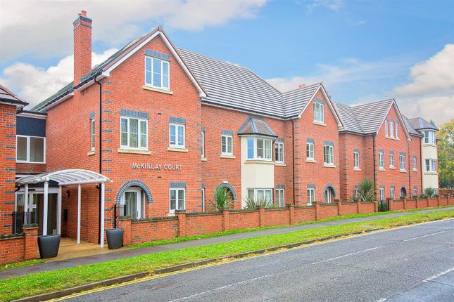 Thumbnail Flat for sale in Mckinlay Court, Tresham Close, Kettering