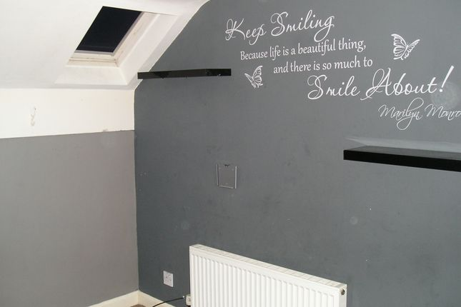 Attic Bedroom of Roxby Terrace, Thornton Le Dale Pickering YO18