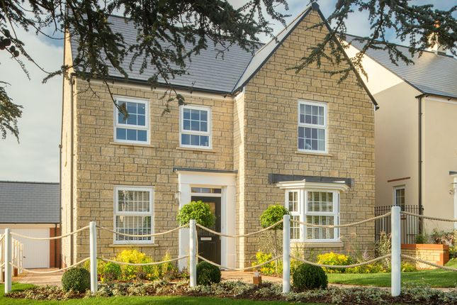 "Thumbnail Detached house for sale in ""Holden"" at Wookey Hole Road, Wells"