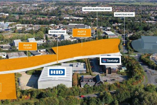 Thumbnail Industrial for sale in Haverhill Business Park, Phoenix Road, Haverhill, Suffolk