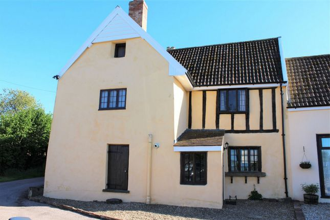 Thumbnail Cottage to rent in The Dairys, Chilliswood, Trull