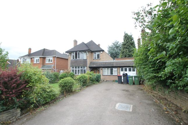 Thumbnail Detached house to rent in Witherley Road, Atherstone