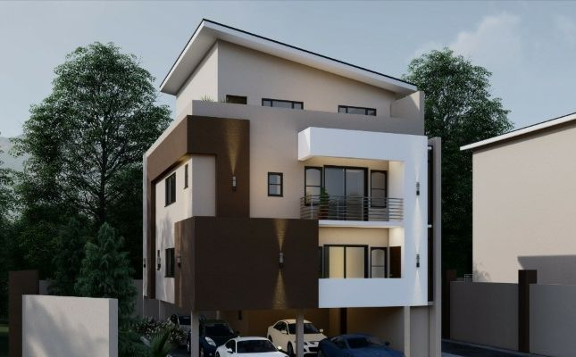 Thumbnail Detached house for sale in Cluster 4, River Park Estate, Airport Road, Lugbe