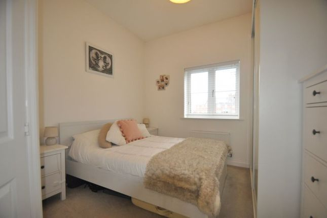 Master Bedroom of Henry Court, Allamand Close, Church Crookham GU52