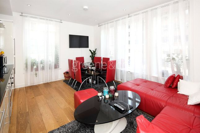 3 bed flat for sale in Marlborough House, 179-189 Finchley Road, London