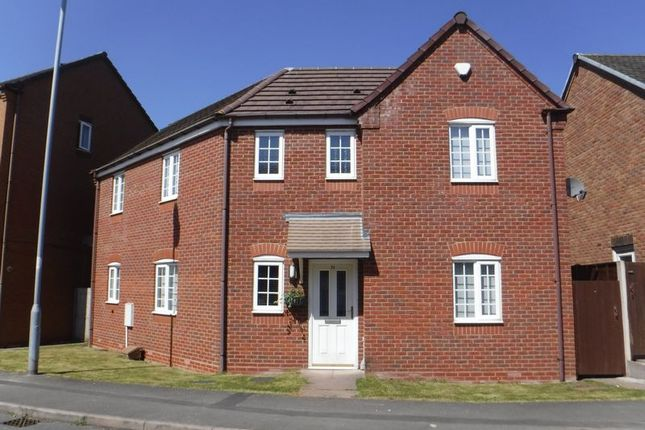 Thumbnail Property to rent in Marlborough Road, Hadley, Telford