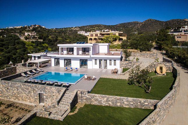 Thumbnail Villa for sale in Villa, Crete, Greece