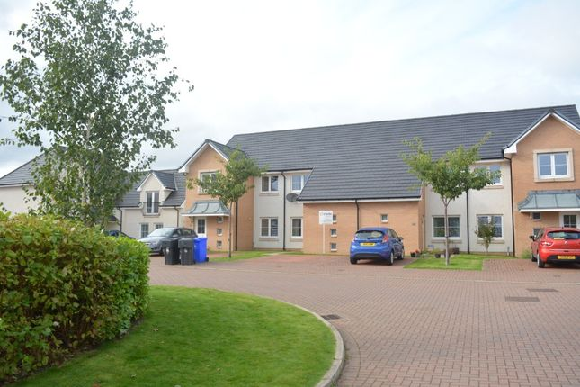 Thumbnail Terraced house for sale in Mcnaughton Court, Stirling, Stirling