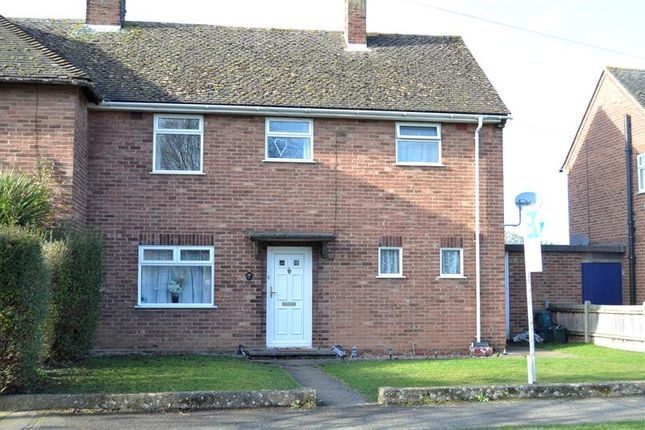 Thumbnail Terraced house for sale in Daniell Drive, Shrub End, Colchester