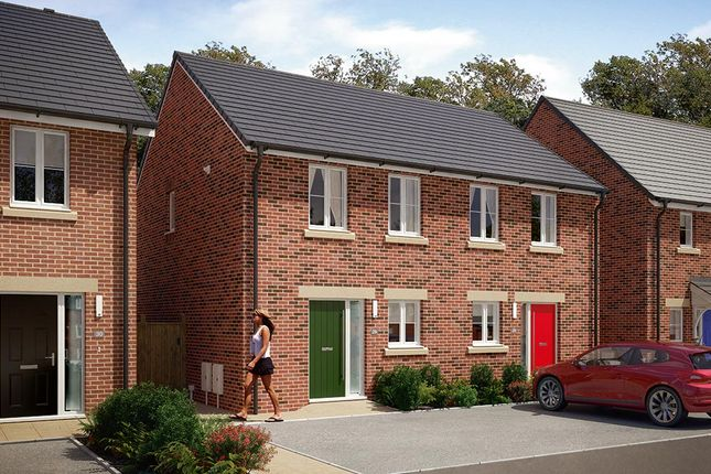 """Thumbnail Semi-detached house for sale in """"The Coleford"""" at High Gill Road, Nunthorpe, Middlesbrough"""