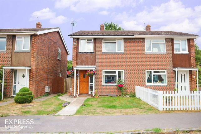 Thumbnail Semi-detached house for sale in Barnacre, Watlington, Oxfordshire