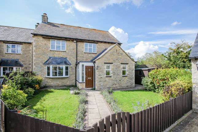 Thumbnail Detached house to rent in Station Road, Brize Norton, Carterton