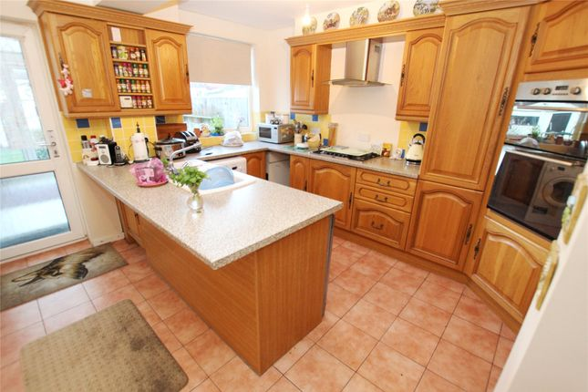 Thumbnail End terrace house for sale in Westmoreland Avenue, Welling, Kent