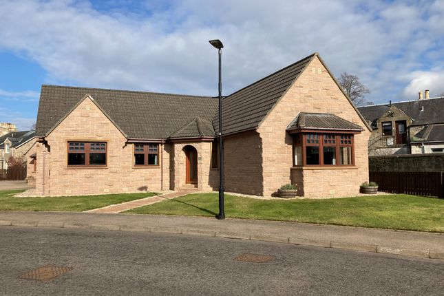 Thumbnail Detached house for sale in 16 Invererne Gardens, Forres, Moray