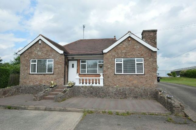Thumbnail Detached bungalow for sale in Regent Street, Narborough, Leicester