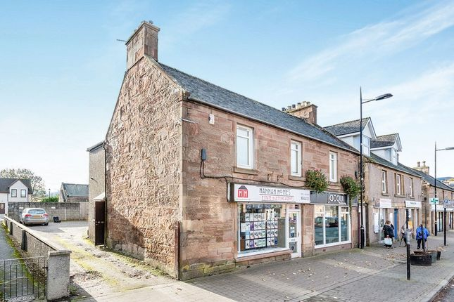 Thumbnail Flat for sale in High Street, Alness
