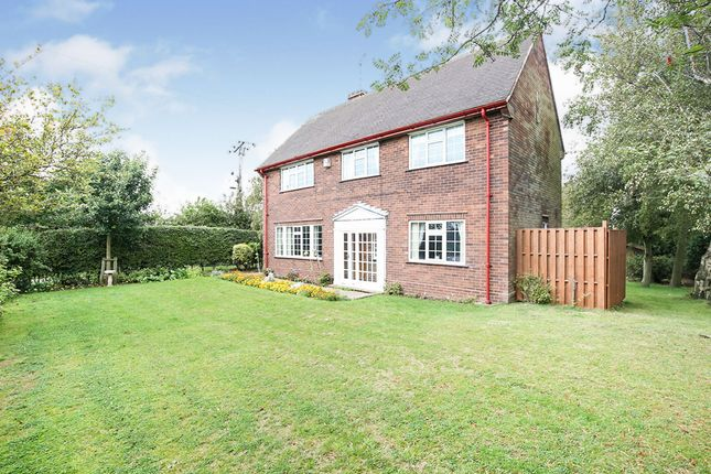 Thumbnail Detached house for sale in Worksop Road, Todwick, Sheffield, South Yorkshire