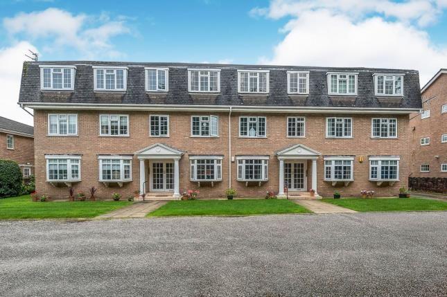 Thumbnail Flat for sale in Warrenhurst Court, Warren Road, Crosby, Liverpool
