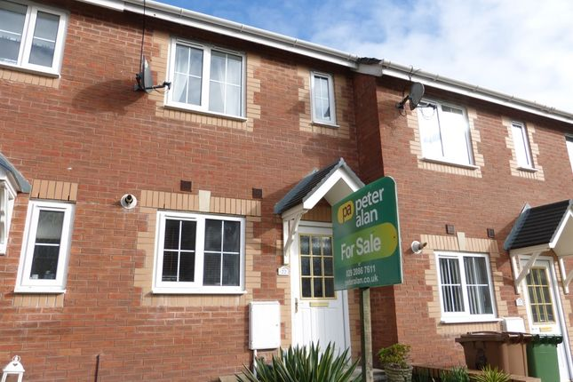 Thumbnail Terraced house for sale in Trem Yr Efail, Ystrad Mynach, Hengoed