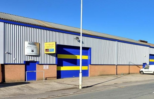 Thumbnail Light industrial to let in 4B Barham Road, Rosyth