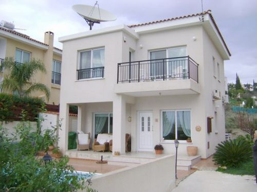 3 bed detached house for sale in Kamares, 3 Bed Detached Villa €249, 000 Euros - Title Deeds, Cyprus