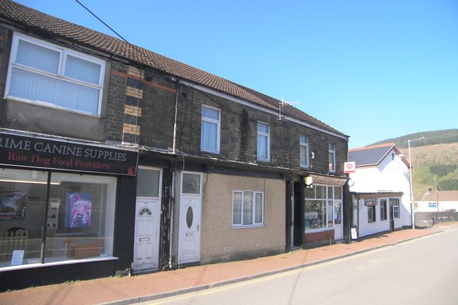 Thumbnail Maisonette to rent in Commercial Road, Resolven, Neath