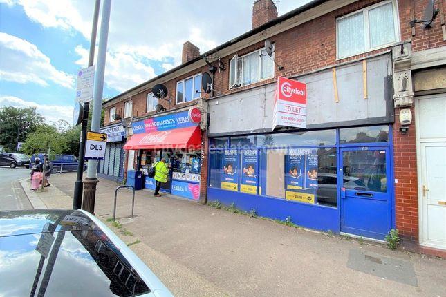 Thumbnail Retail premises to let in Old Oak Road, London