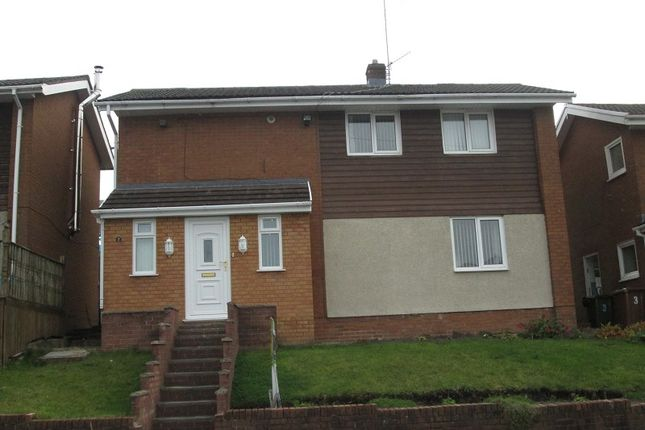 Thumbnail Property to rent in Vale View, Risca, Newport.