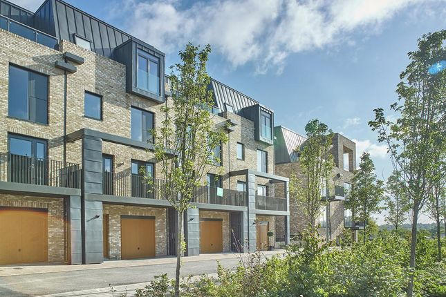 Thumbnail Town house for sale in The Mount At Millbrook Park, Off Morphou Road, Mill Hill, London