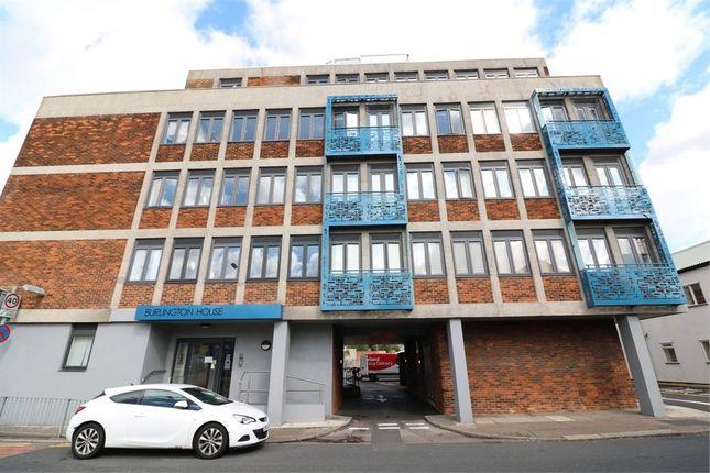 Thumbnail Flat to rent in Burlington House, Waltham Cross