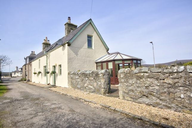 Thumbnail Cottage for sale in Montrose Cottage, High Street, Brora