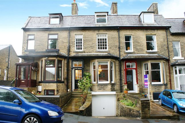 Thumbnail Terraced house for sale in Mannville Road, Keighley