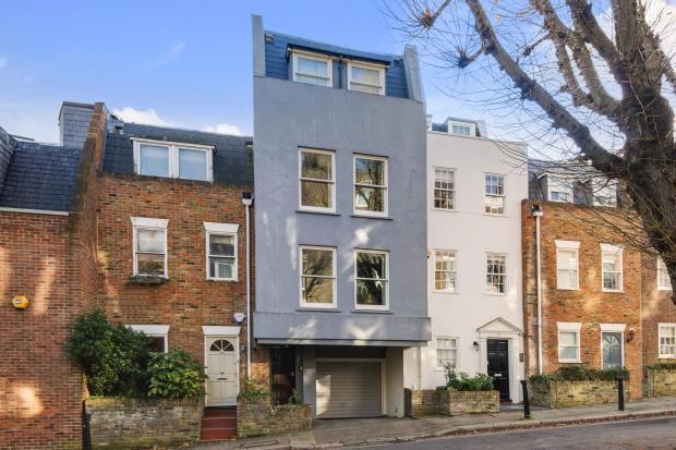 Thumbnail Terraced house for sale in Flask Walk, London