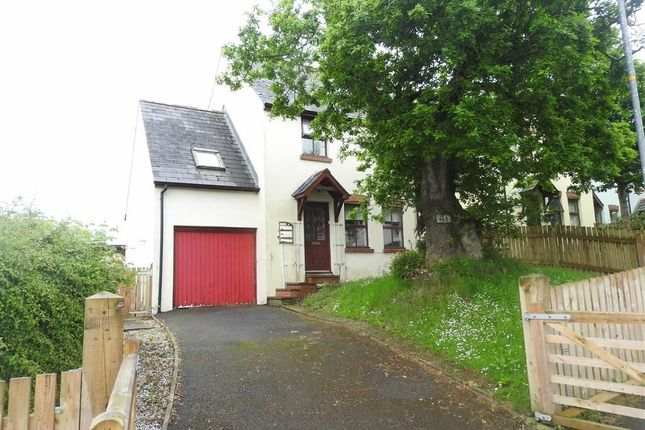 Thumbnail Detached house for sale in Heol Ty Newydd, Cilgerran, Cardigan