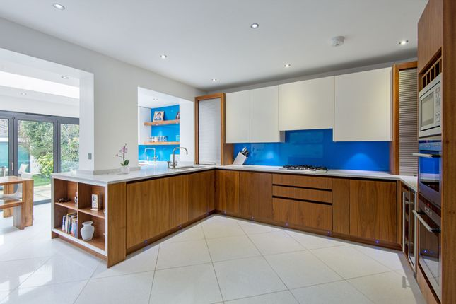 Thumbnail Terraced house for sale in Belsize Road, Swiss Cottage